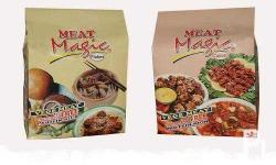 MEAT MAGIC FLAKES 1 KILO MEAT MAGIC FLAKES is a healthy meat alternative. An all natural food containing no cholesterol. It is high in soy protein, complete with all the essential animo acids. It is rich in fiber and a good source of phytochemicals that