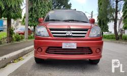 Mitsubishi Adventure 2016 Manual Red Variant: 2.5 GLX Milage: 20,000 KM Transmission: Manual Engine Condition: 10/10 Exterior Condition: 10/10 Interior Condition: 10/10 Tires: 90% Fuel: Diesel 100% Flood free 100% Accident free -All Original -Complete