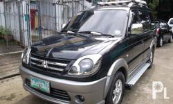 mitsubishi adventure gls sport specail edition 2012 READY TO USE END LONG DRIVE 100%NOT FLOOD 100%VERY GOOD RUNNING CONTION 100%VERY GOOD UNDER CHASSIS 100%VERY GOOD ACE COOL AIRCON 100%very good engine.like bnew brand new tires 4pc new change oil new