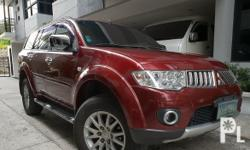 Mitsubishi Montero Sport Automatic GLS Used for sale. The Mitsubishi Montero Sport runs on Diesel and has a promo price of PHP 150000. You will be hard pressed to find better value for your money elsewhere. This is a bargain you cannot afford to miss, so