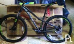 FOR SALE or SWAP sa ROAD BIKE, NORCO MTB Storm 7.2 (Brand New) Original Price 37,000 Size: 27.5 x 15 Colour Grey 9 Speed