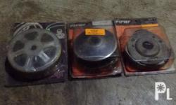 MTRT gy6 FOR KYMCO super8 or like racing pulley 2000 vs bnew 2700 issue naputol ang ibang pins pero in good working perfomance naman racing clutch 2500 vs bnew 2700 tinesting langtapos binalik na ulet yon stock ferodo bonded kasi racing clutch bell 1800