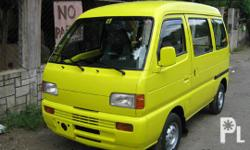 Deskripsiyon We are a selling some suzuki carry mulitcab- cars that sell like pancakes in the Philippines save fuel with these cars , tell your relative abroad, we can help OFW, expats, tourists ok we can deliver all over the Philippines with major sea