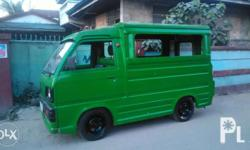 Multicab Passenger Type 6 valve 4x2 4speed Engine in Good Condition Selling as is where is Call O9991069O27 Issue: Expire registration Cr xerox only with Affidavit of Lost and phocopy sa ID Ako mo gasto Renew Duplicate Depende sa Sabot mga Boss