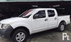 NISSAN FRONTIER NAVARA 2014 BRUTE M/T Manual Diesel Color Family White Doors 4 Drive Type Rear wheel drive Edition BRUTE