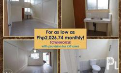 Belvedere Towne Homes is a socialized housing project of Filinvest and Pabahay Dream Homes spread over 55.56 hectares at Brgy. Paradahan 1 Tanza, Cavite located close to places of worship (St. Jude and Holy Cross Church), schools (Lyceum of the
