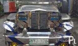 cavite type jeepney 4BC1 engine 9 seaters straight isuzu pure stainless pati flooring 1994 model PRIVATE clean papers, clean papers 270k is still negotiable pls. respect available until posted buburahin pag nabenta na. near sm molino