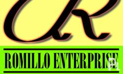 ROMILLO ENTERPRISE # 8 Plan Bldg. National Hi-way Brgy.Macabling Sta. Rosa Laguna 4023 Contact Numbers: ( 63) 908-119-4224, ( 63) 929-555-8600 Email :romilloenterprise@yahoo.com.ph COMPANY OBJECTIVE To promote a profitable and sustainable business