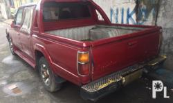 rush 90 nissan classic pick-up Pang negosyo Diesel Running condition Double cab Very good condition