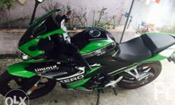 - 250cc sigma - kawasaki ninja inspired setup - all parts are in running condition - walang sira and gasgas - alaga sa tuneup and change oil - 6speed - with oil cooler - complete papers, OR CR - cash ko nabili, first owner - I have lower back medical