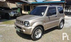 Suzuki jimny 4x4 automatic 2004 model Rare unit condition 57tkms with complete casa service record manual booklet 1st owned all original paint and all stock spare tire never been use. No hidden issues ready to use Flood free and accident free money back