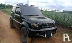 Suzuki Comercial Jimny 2006 Bag o renew Updated reg Aircon New tires New change oil Newly installed accesories No talsik No usok No leaks engine 116k odo pa dagan Good Strong engine timing Chain No engine problem Good smooth ride Manual transmision Push