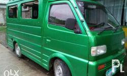 suzuki multicab scrum 12 valve engine good running condition long body ( 8seaters ) registered 2017 unit is privately used only