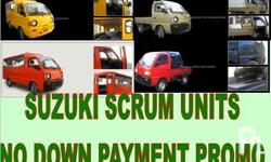 Gawin: Suzuki Modelo: Other Mileage: 1,000 Kms Taon: 2013 Uri ng sasakyan: Mga Van at Mga Minivan Kondisyon: Gamit na MULTICABS AND MAZDA BONGO for SALE! Multicab Units now offers NO DOWN PAYMENT Beau Model Double Cab 4-doors Designed for business or