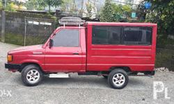 SELECTIVE Swap plus cash ok 1. 1995 Tamaraw FX Darna High Side/HSPUR FB 2C Diesel ordinary orig diesel New gen overhaul, new upholstery. No engine problem, no leak TOP CONDITION! mags, Gajah Tunggal tires Mercedes Benz battery worth 15k Fuel consumption