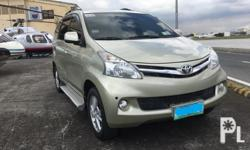 Toyota Avanza 1.5 G 2012  Automatic transmission ( very smooth shifting) Champagne color ( all orig paint ) Nothing to fix Good as bnew
