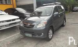 Toyota Avanza 1.5G 2011 Top of d line Automatic/Gasoline In good running condition 50tkms All power Cold ac Dual Shiny paint No dents No scratches New tires Roof carier,chrome accesories Alarm keyless entry,  Complete Documents registered 2018-2019