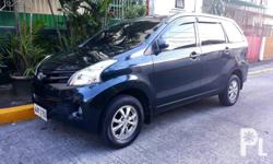 Toyota Avanza E 2014 All Power, All Original, Manual Transmission, Mags with 4 Dunlop Tires, Cool Aircon, Fog Lamp, Titanium Tint, 2 Original Keys with Owner's Manual, 65Tkms, Ready for Long Drive, Registered Til 2019