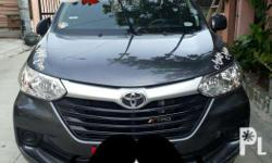 For assume balance Toyota Avanza E A/T 2017 Grey Mettalic 16,200 monthly ammortization 11months paid(updated) 49months remaining Next due June 18 Chinabank 10,900 mileage NOT GRAB OR UBER READY Personal use only. Asking Price is 160k May dents sa bumper