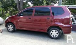Toyota Avanza 2007 Toyota Avanza J manual transmission orig paint orig low mileage intact interior new visor w/spoiler powerlock 3rd row seat newly changed oil tin can body updated LTO registration not flooded sasakyan na lng po