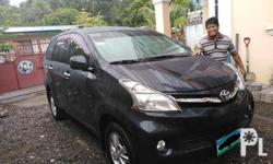 TOYOTA AVANZA G 2013mdl manual transmission Diesel engine Top of the line  Very fresh in and out 95% tires cold aircon naka chrome complete original or /cr Registered