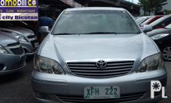 Toyota Camry 2002 Year 109 km mileage 2,400.0L Engine Gas Fuel Automatic transmission Front Wheel Drive Leather interior Aircon Airbags Power steering Electric windows Immobilizer Central lock CD audio system