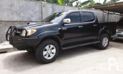 Toyota Hilux 3.0 G 4x4 Manual Transmission Powerful Toyota Turbo Charged Diesel Engine 3.0 D4D 170Hp Fuel efficient 11km/L on highway Newly installed orig Australian made Ironman front bumper with ready winch mount Newly installed orig Toyota Tow hitch