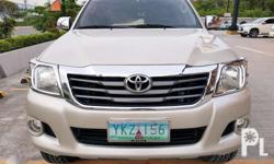 Complete Clean Legal Papers No LTO Apprehension/Alarm Updated Registration First User Lift-up to 4 Inches Turbo Diesel Engine Manual Transmission 83K+ Original Mileage Guaranteed Fuel Efficient Engine Condition: 10/10 Interior Condition: 10/10 Exterior