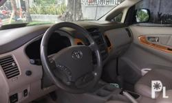 Toyota innova V acquired 2012 Matic Diesel 65k mileage No kalampag No blowy No talsik Ice cold aircon Makinis.in and out Complete papers No issue