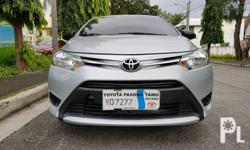 Toyota Vios 2016 J Variant: 1.3 J Milage: 25,000 KM Transmission: Manual Engine Condition: 10/10 Exterior Condition: 10/10 Interior Condition: 10/10 Tires: 100% Fuel: Gas 100% Flood free 100% Accident free  -All Original -Complete papers -Smooth