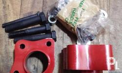"""Upper Ball joint spacer for Pajero gen 2 or 2.5 with bolt and nut (Complete) 1 1/2"""" size solid steel not aluminum... para sa gustong maglift ng pajero nla...."""