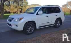 Used 2009 Lexus LX570 for sale it is very neat, clean and in very good condition. It has no record of mechanical or accidental record.
