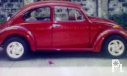 Deskripsiyon Gawin: Volkswagen Kondisyon: Gamit na for sale volkswagen 1969 model, still in good running condition (negotiable) you may contact at this no. 09185485671