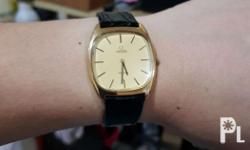 Omega De Ville wristwatches won six â��Golden Rosesâ�� at the Baden-Baden design awards in the 1970s as well as the coveted Grand Prix Triomphe de lâ��Excellence Europ�©enne. Simpler, younger, more colorful, and more varied than the Seamaster, it quickly