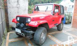 Power stirring Big tires makapal pa Long drive tested