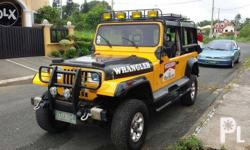 Rush Sale Wrangler Jeep (TurboD 2L - T) 100,000hp LAST PRICE TO COMPENSATE FOR THE MINOR FIXES AND REGISTRATION 120K TO 100K now. 2WD Not power steering Newly overhauled New battery Complete papers Issues : Last registered 2014 Minor fixes FINAL PRICE