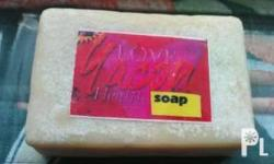 LOVE YACON Health Soap BENEFITS: Gives a wonderful feeling of having beautiful skin. Will cure any skin disease, allergy, even psoriasis! Will make your skin shiny, white & pinkish, as well as your face. Eliminates body odor, pimples, acne, black / white