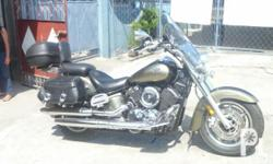 2005 Yamaha V-STAR SILVERADO touring bike. Has low miles. New tires,battery,brakes,custom rear rack with cargo box. adult driven only,well cared for. It was a Gaisano bike show champion in 2012. Driven daily. Has seen 175KPH coming from Davao. It is a
