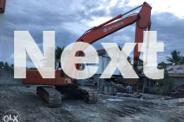 hitachi ex200 backhoe