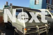 Mitsubishi L300 1993 converted stainless steel body van