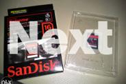 Sandisk Extreme SD card