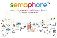 SEMAPHORE BRANDED SMS Text Blast for Announcements