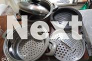 Stainless caserole