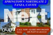 Townhouse for Sale at Springtown Northgate in Bgy Bucal