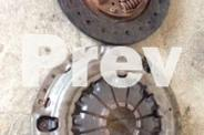 Crv clutch lining and pressure plate