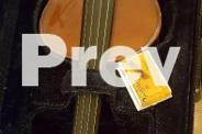 Hofner 14 Branded Violin only 3 months old suited for 4