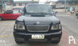 P289,000.00. 3.0 diesel Automatic new paint newly