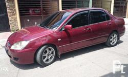 05 lancer A/T GLS all power clean inside and out,. 4