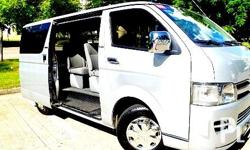 06 toyota hiace grandia local unit diesel ? Cebu City