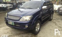 2008 Toyota fortuner 2.5 crdi turbo dsl matic 4x2